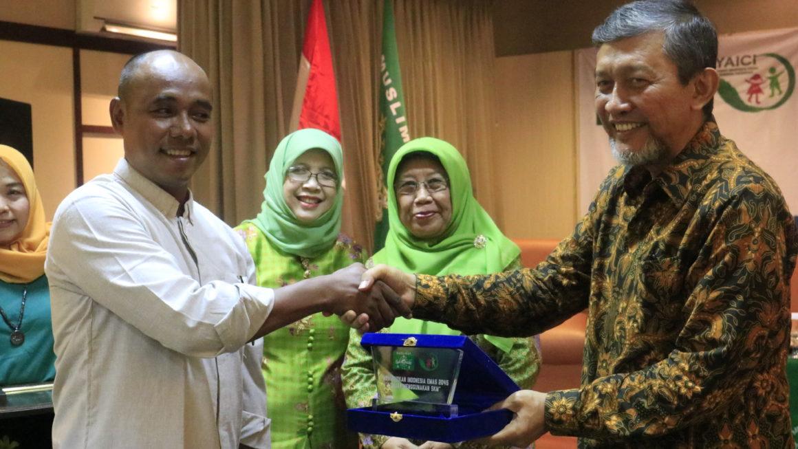 Muslimat NU dan YAICI Rekomendasikan Iklan SKM Sebagai Susu Dihapuskan