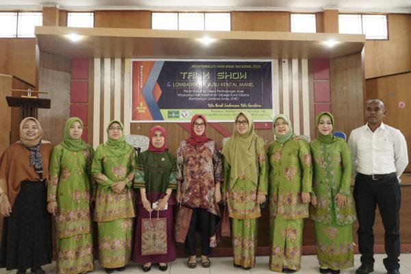 Hari Anak Nasional 2019 YAICI & PP Muslimat NU Kerjasama Untuk Meningkatkan Kesehatan Anak  Melalui Edukasi Gizi