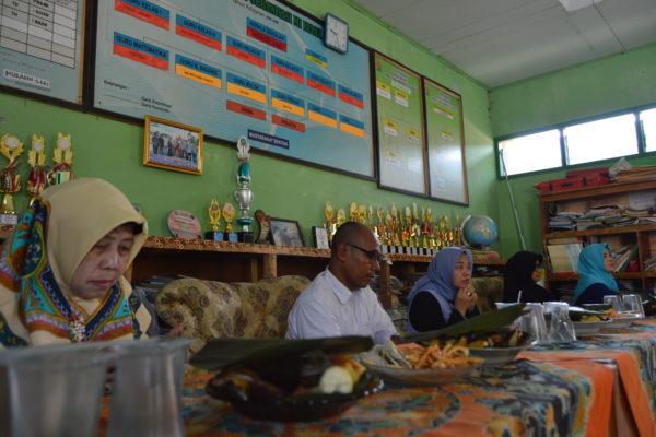 Sosialisasi Gerakan Aisiyah Sehat. Edukasi Gizi di lebak banten