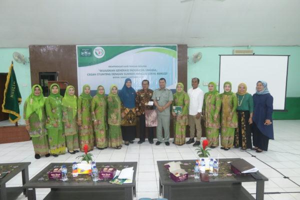 """Memperingati Hari Pangan Sedunia """"Wujudkan Generasi Indonesia Unggul, Cegah Stunting dengan Sumber Pangan Lokal Bergizi"""