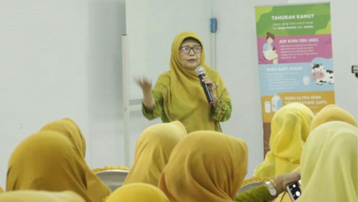 Apresiasi Aisyiyah dan YAICI Perangi Gizi Buruk di Kabupaten Bogor