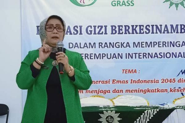 Pemkab Bogor Apresiasi Langkah Aisyiyah dan YAICI Perangi Gizi Buruk
