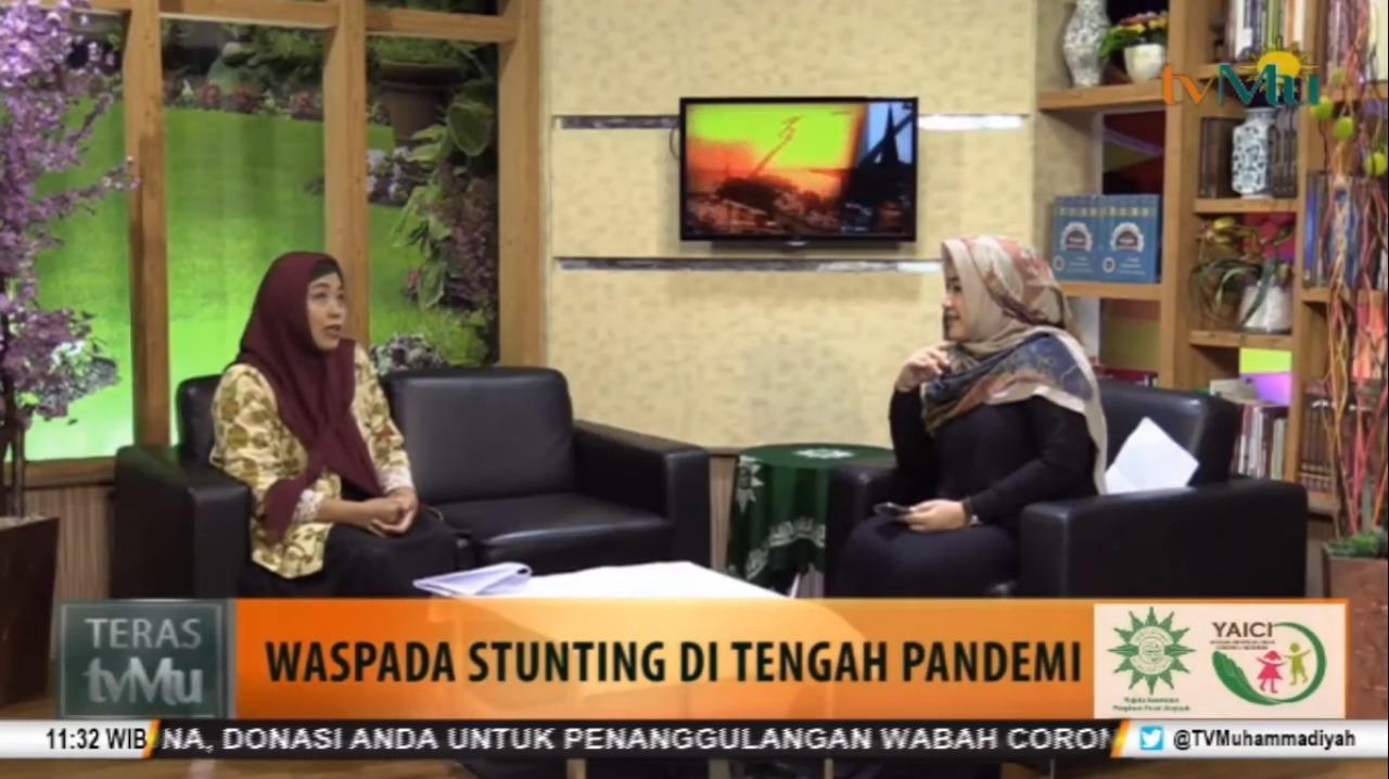 Wawancara Khusus : Waspada Stunting di Tengah Pandemi PART III