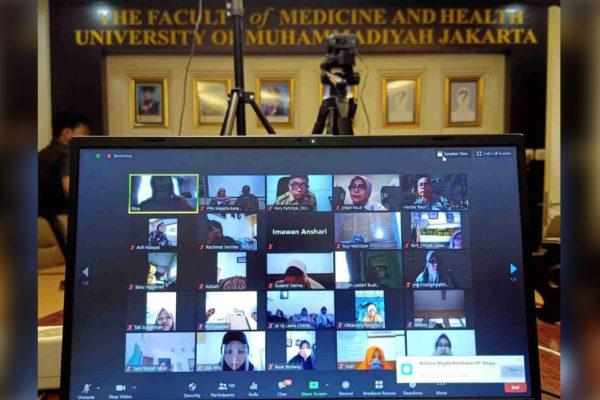 Webinar PP Aisyiyah – YAICI: Mewaspadai Prevalensi Stunting Kembali Naik Akibat Pandemi
