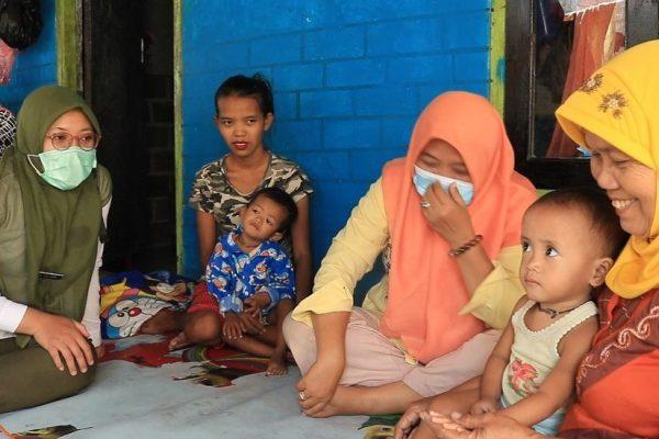 Tak Jauh dari Ibukota, 36 Anak Terancam Gizi Buruk