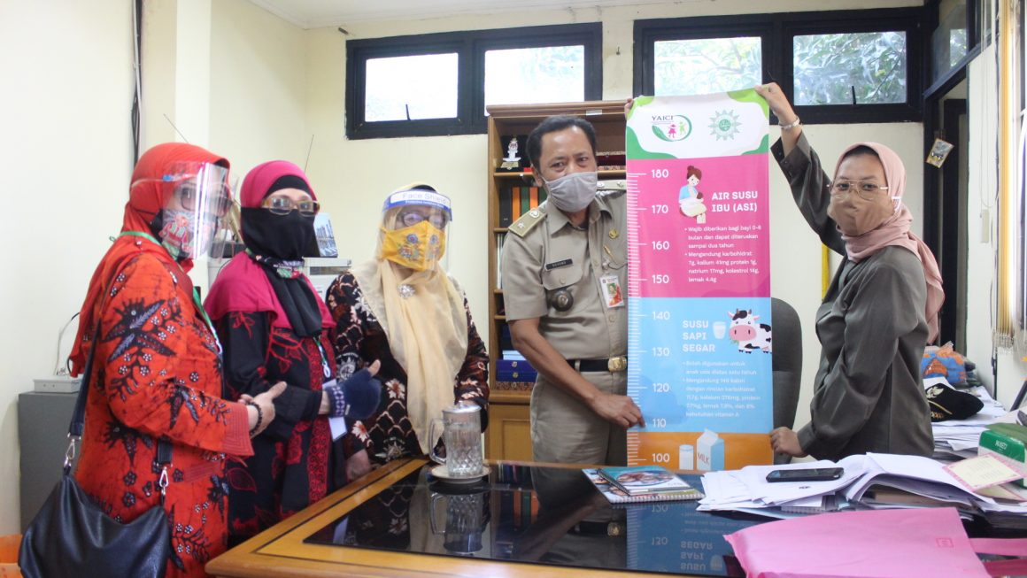 Penelitian YAICI di Kalibaru, Cilincing, Jakarta Utara : Kental Manis Tidak Ada Gizinya Itu Hanya Gula